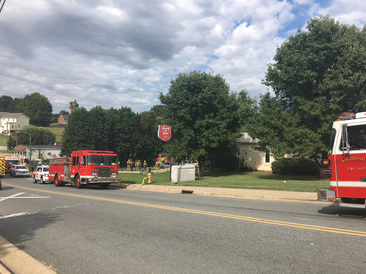 Fire causes evacuation at Salvation Army's Trade Street location in Winston-Salem https://t.co/OOABLJkGWg