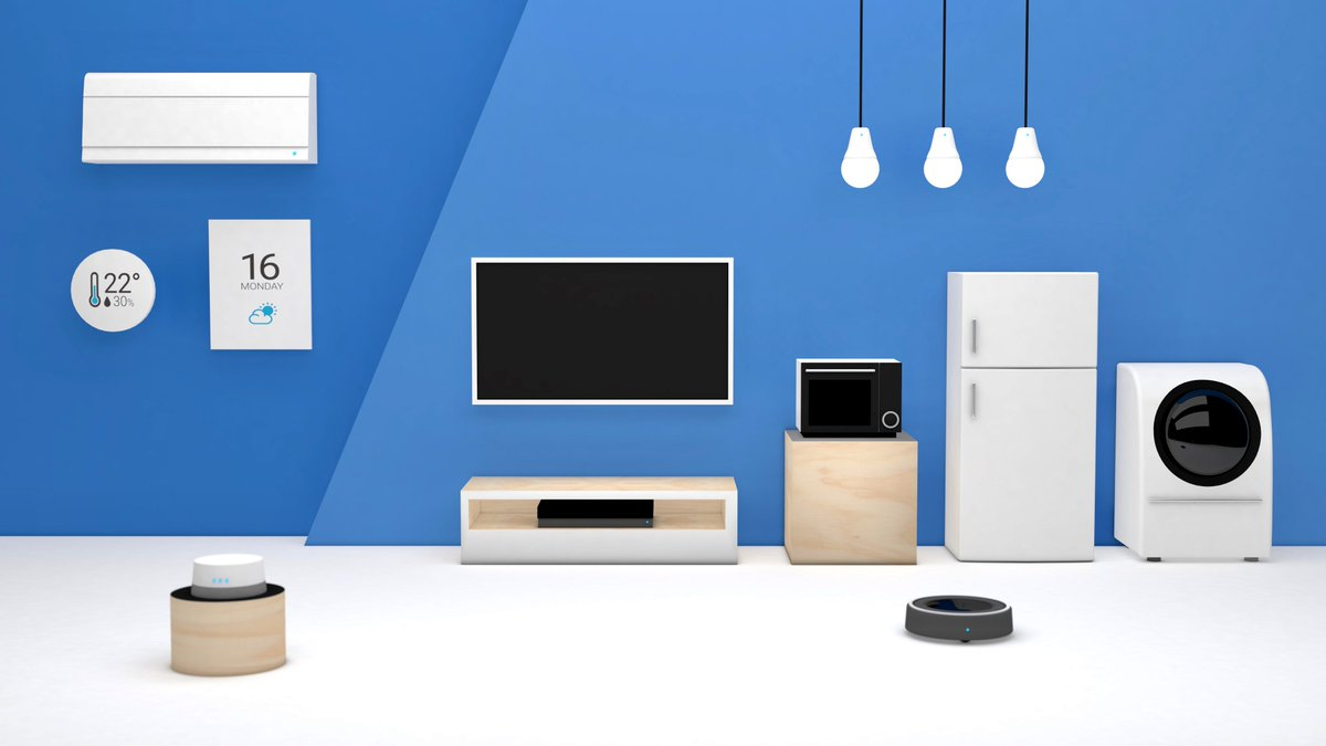 .@ICITorg : With #AI &amp; #ML, dangerous guys can launch large hyperfocused campaigns against high-value targets.  https://www. techswitch.cf/2017/08/22/the -smart-home-appliance-and-you-home-tech/ &nbsp; … <br>http://pic.twitter.com/2daHZIc0Qc