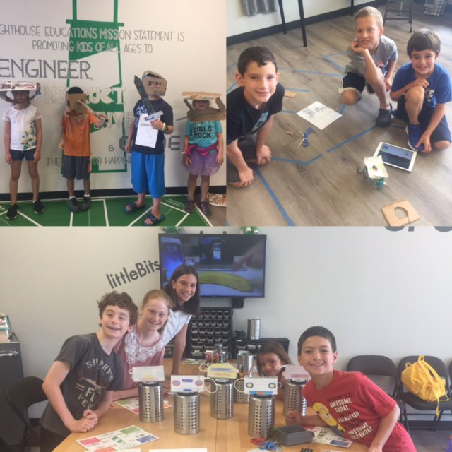 We are happy to have over 200 campers enjoy #STEM #STEAM #Engineering #edtech #Science #coding #Invention @lighthouse_educ<br>http://pic.twitter.com/JDcEXE8Xsj