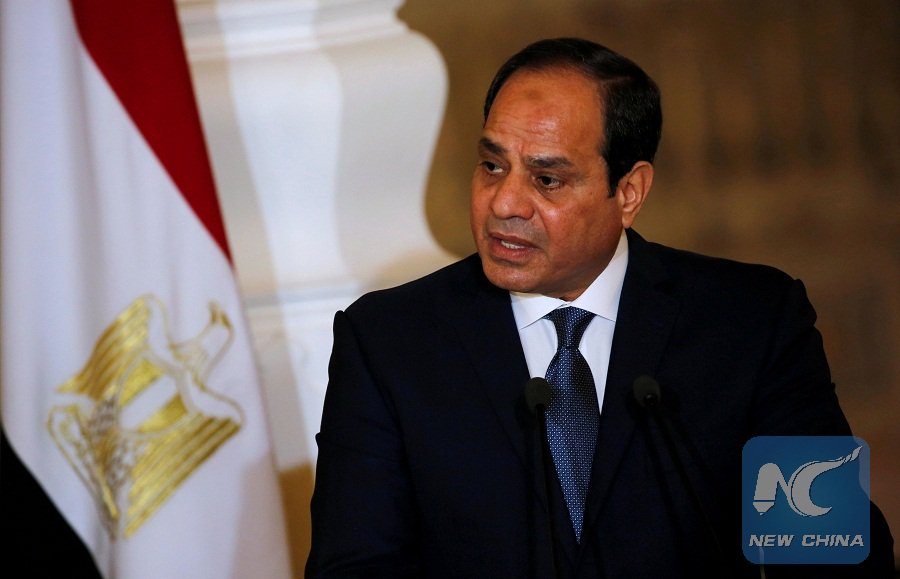 Egypt is angry with the US decision to withhold 290 million U.S. dollars in aid over human rights concerns https://t.co/lYmE2dAKR6