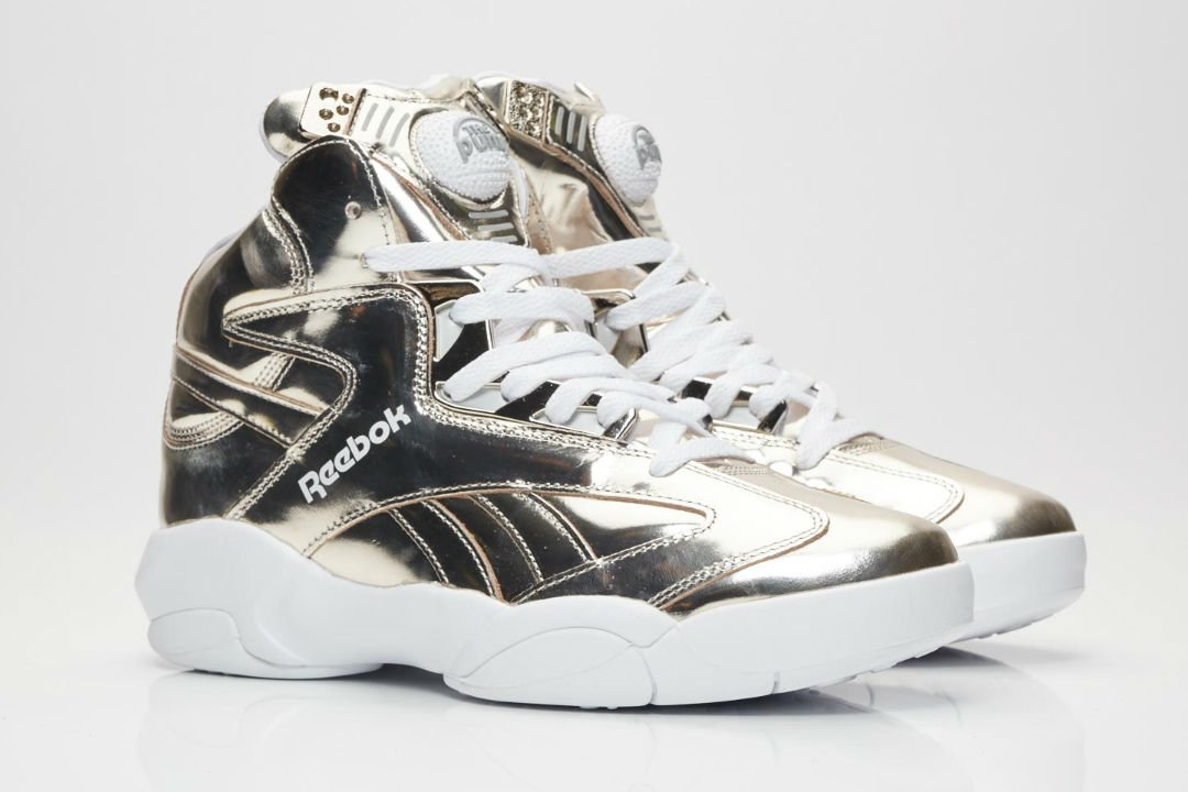 reebok pays tribute to shaquille oneals debut rap album with a shaq attaq  sneaker launch ad1e49b24