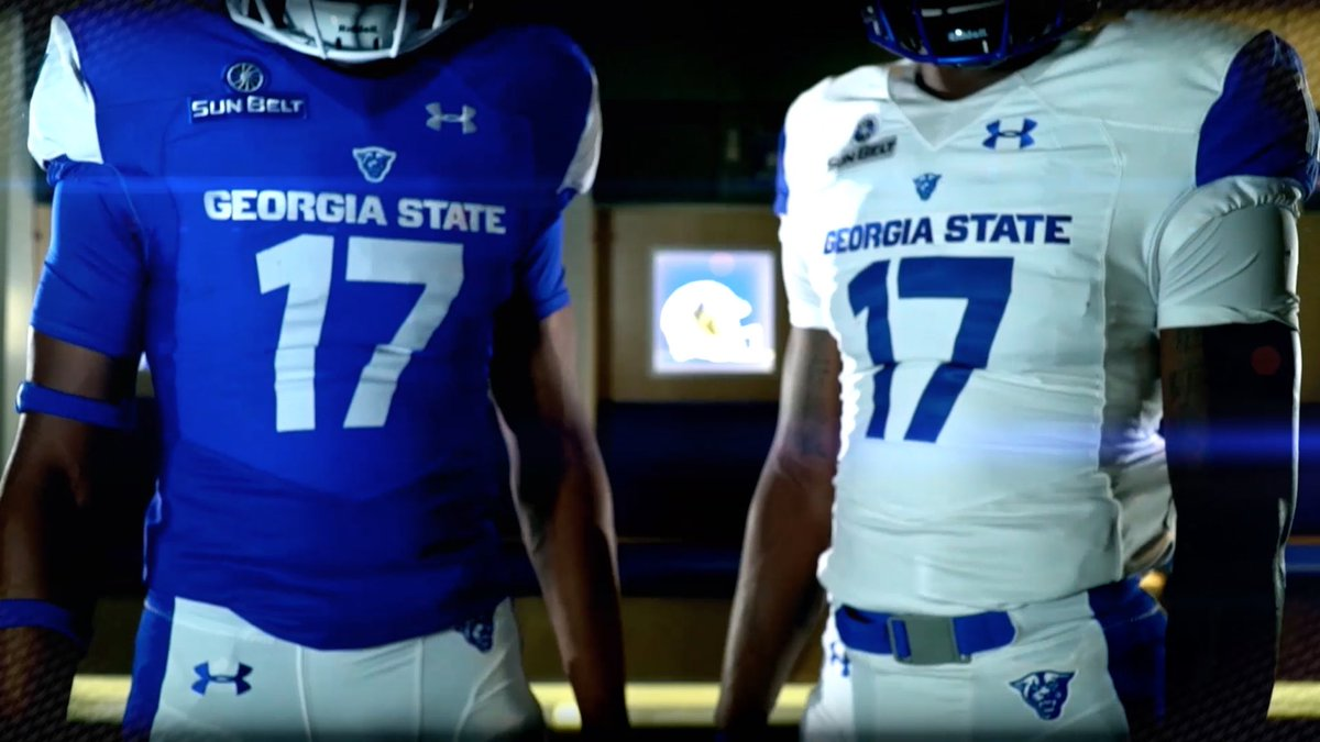 buy online 0ade6 c630f Georgia State Panthers on Twitter: