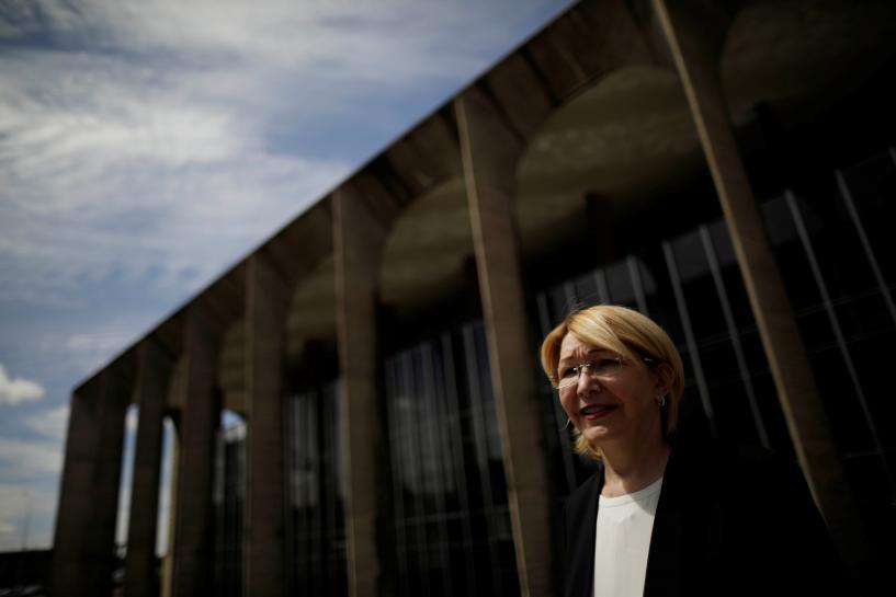 Venezuela ex-prosecutor says she has evidence of Maduro corruption https://t.co/lxdqYSnuTf