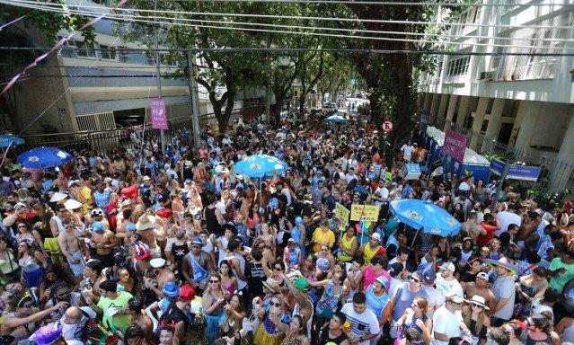 Prefeitura vai criar áreas específicas para o carnaval de rua do Rio. https://t.co/t9sOYaaZax