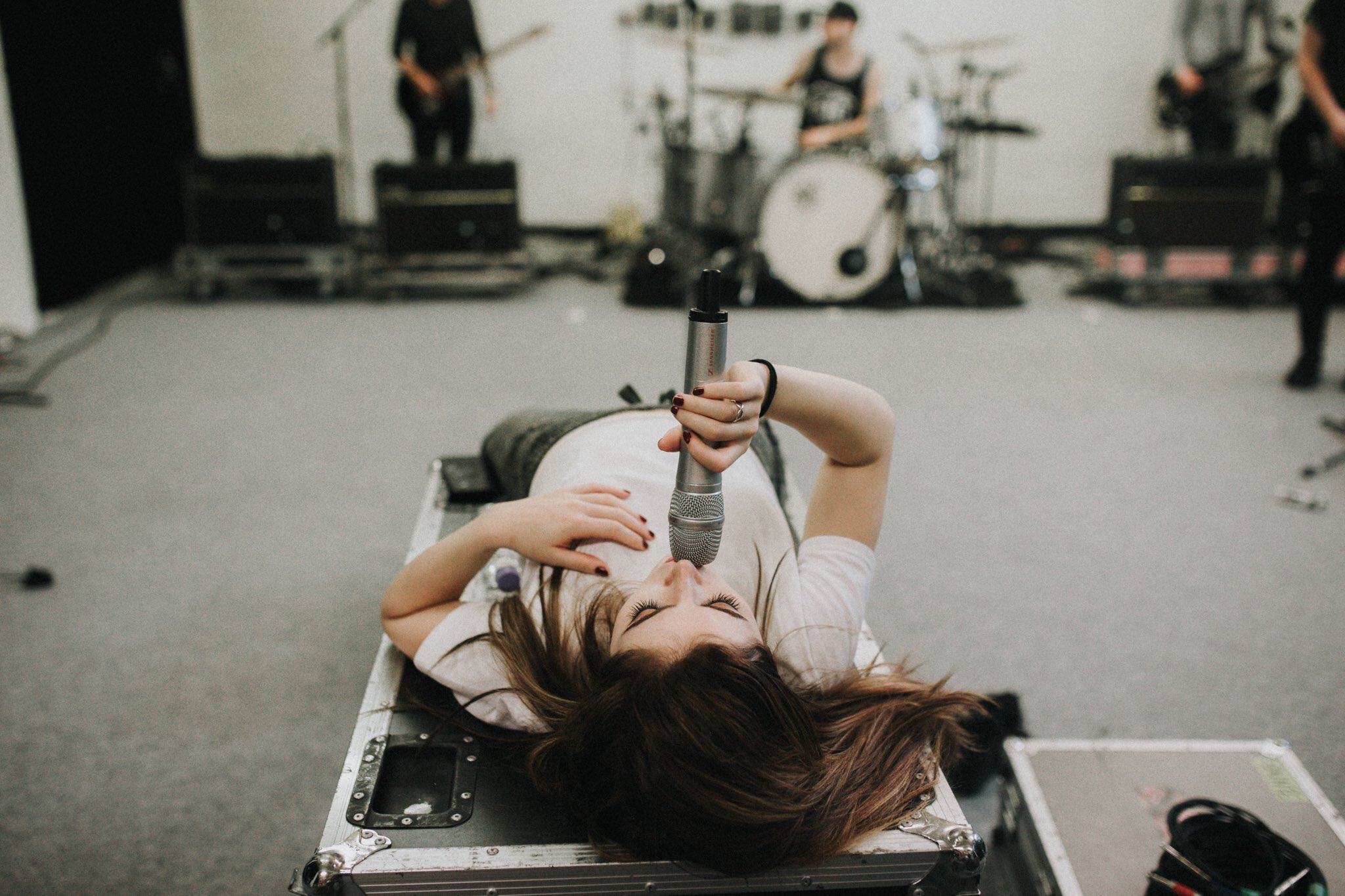 We're sending @ATC_BAND's @ChrissyCostanza allll the birthday wishes today (and you should too)!! ���� https://t.co/oRoVXcP7uE