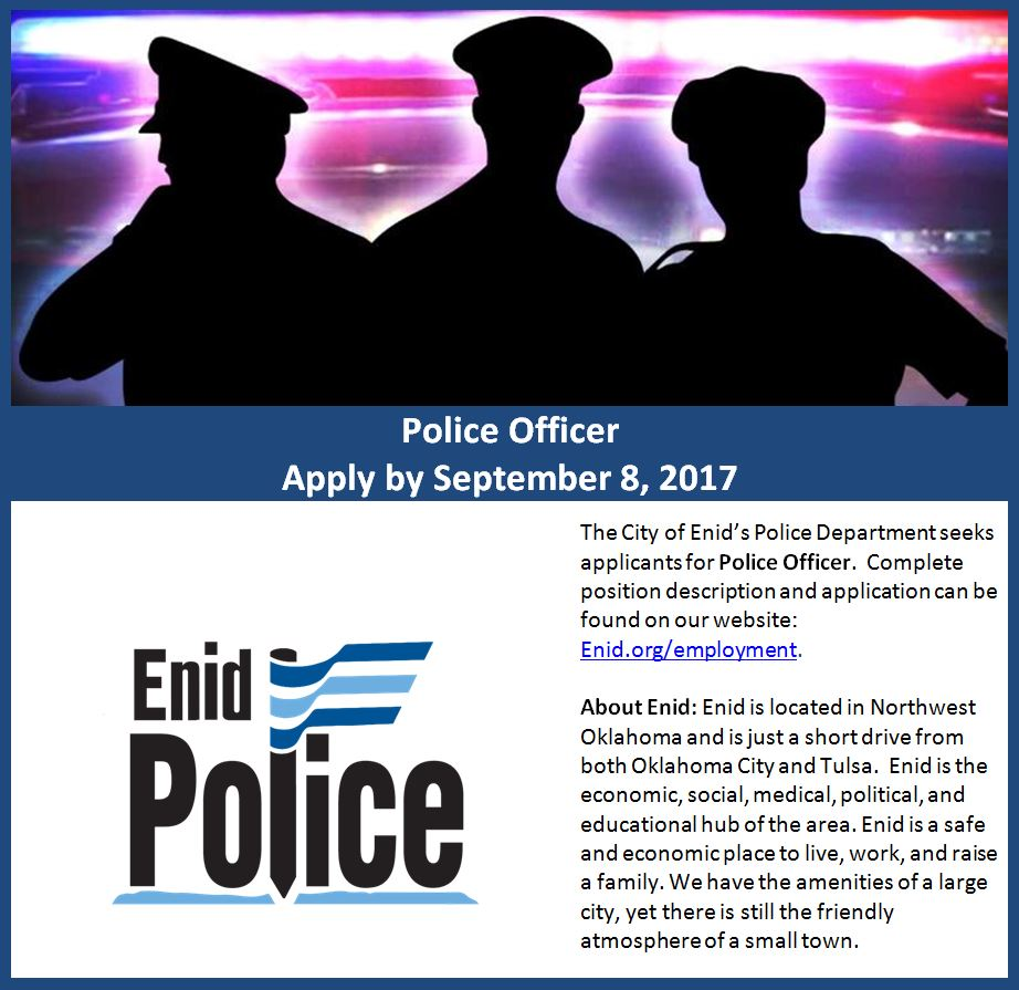 city of enid jobs