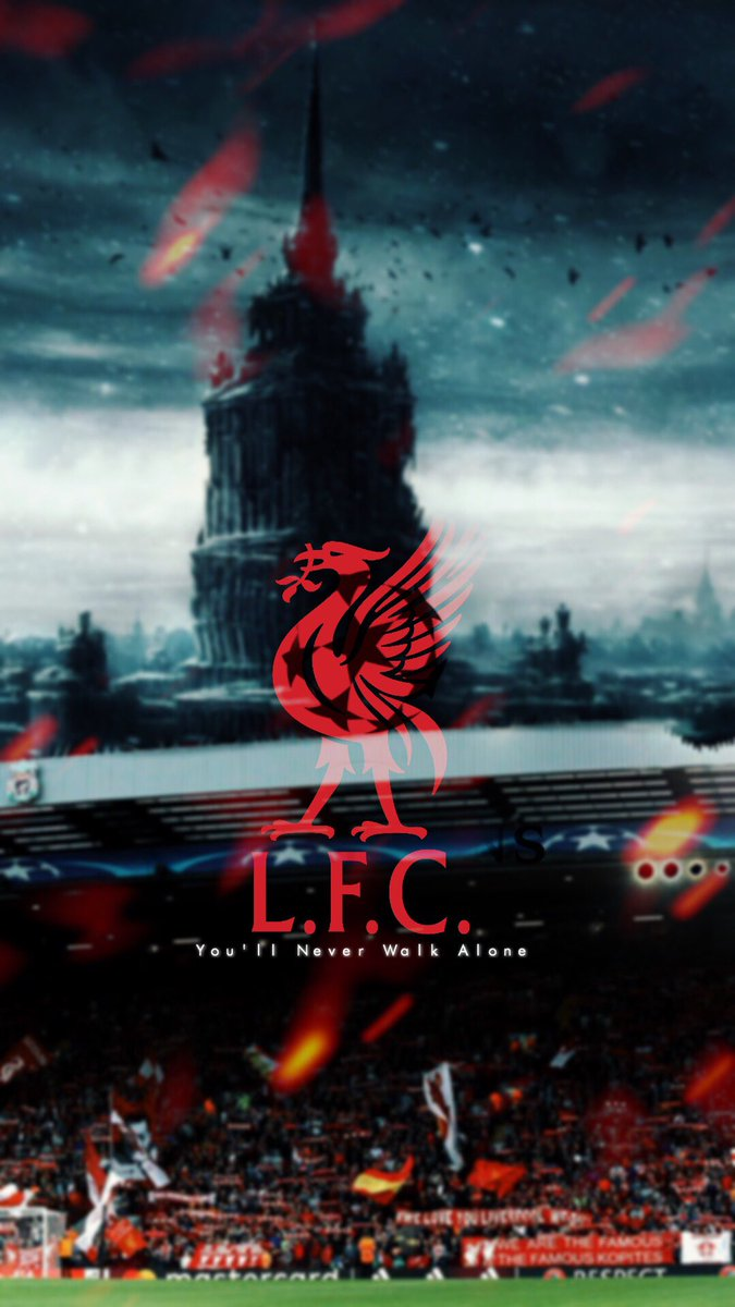 Shaheed On Twitter You Ll Never Walk Alone Lfc Back To