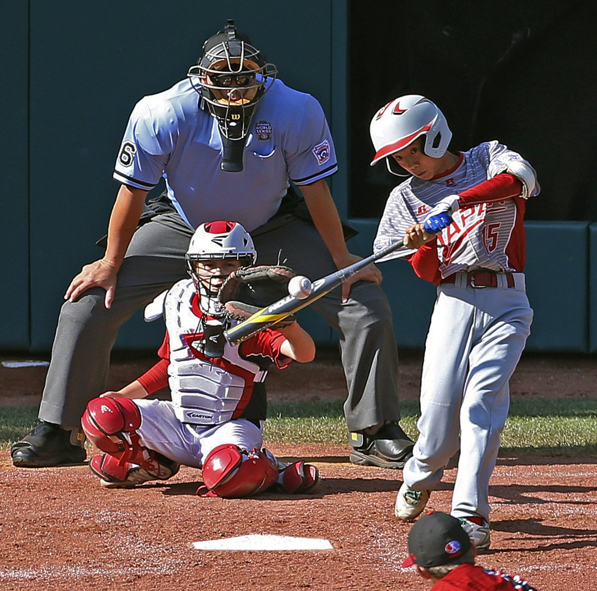 Japan is 3-0 in this #LLWS and outscoring opponents 22-1 through 3 games.