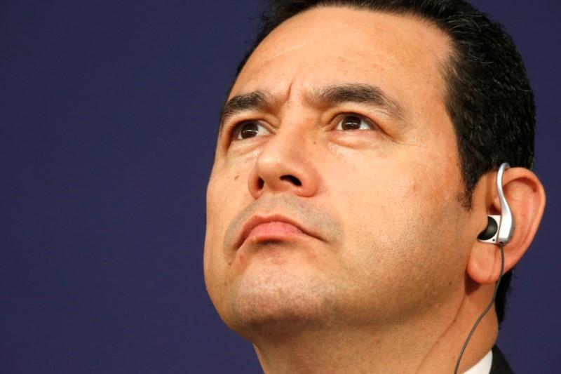Guatemalan leader seeks ouster of U.N.-backed anti-graft chief: sources https://t.co/1pBsKuZSWE