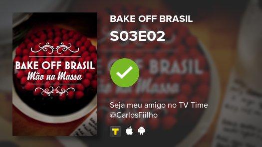 #BakeOffBrasil Latest News Trends Updates Images - Carlos_Fiilho