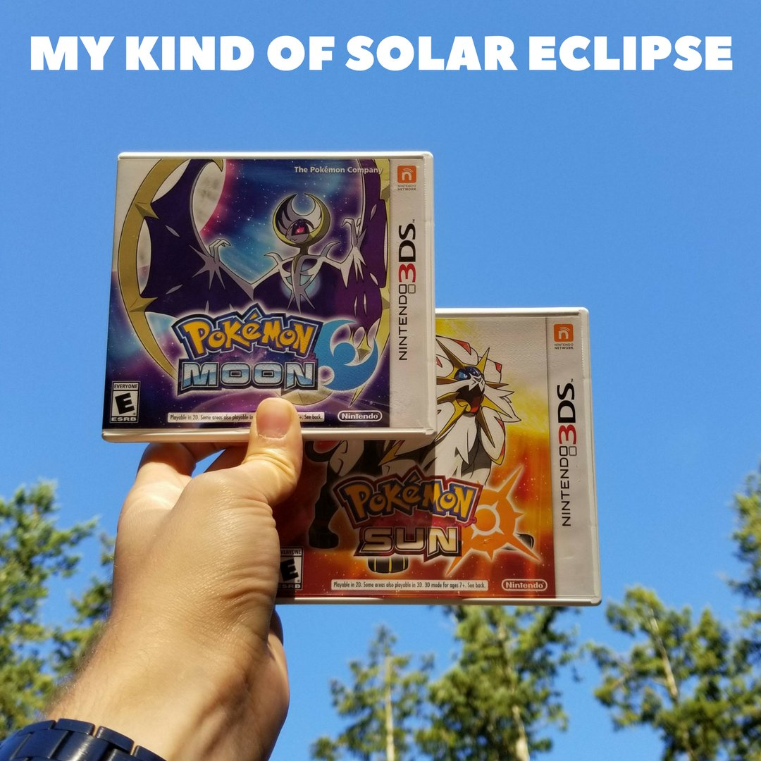 My kind of #solareclipse #pokemon!⠀  ---⠀ #gamedev #gamer #indiedev #iOS #madewithunity #mobile #mobilemarketing  #ue4 #unity3d <br>http://pic.twitter.com/r3iLFVdohj