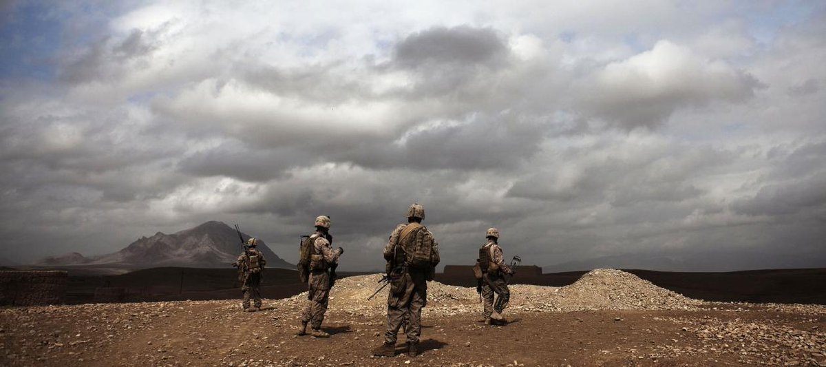 It's time to cut and run in Afghanistan, says @ryanlcooper: https://t.co/BVlKg9tBYn