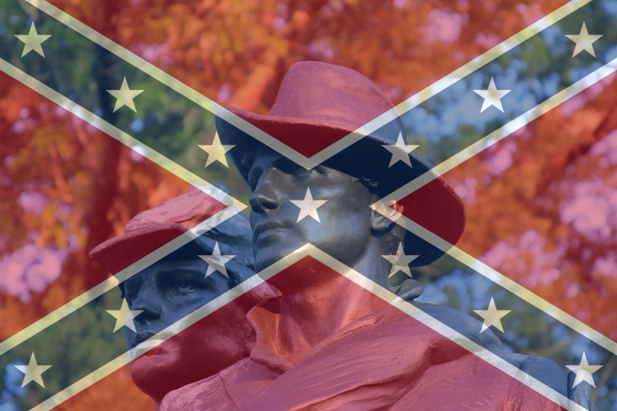New Confederate monument to be unveiled in Alabama >>https://t.co/4u9WBGKqOO #wmc5