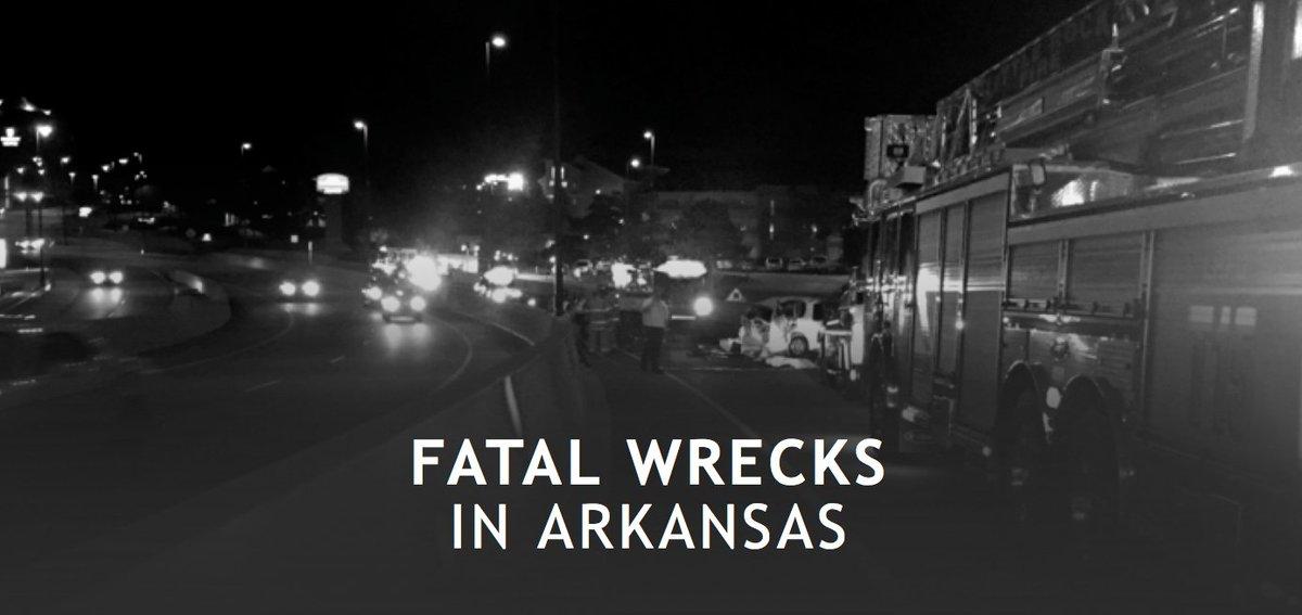 Arkansan dies, woman injured after crash on highway; 1 vehicle hit furniture store. What we know: https://t.co/d3mSPUj6z7 #ArkDG #ARNews