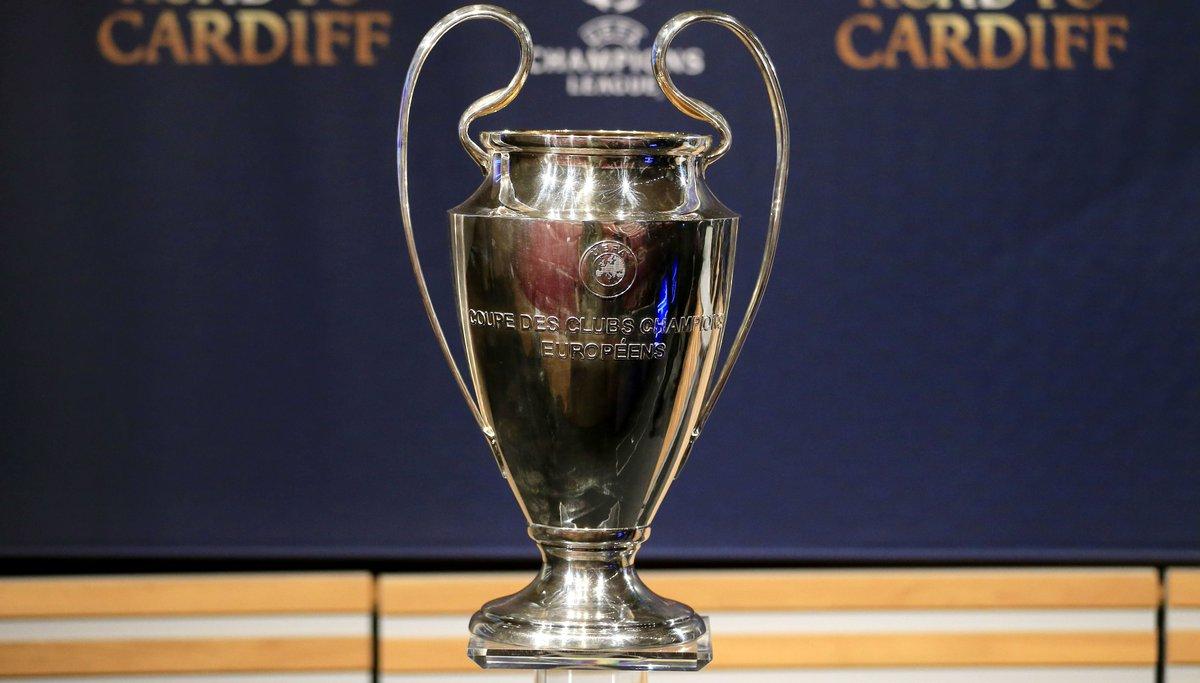 PROGRAMAÇÃO - Sorteio da fase de grupos da @ChampionsLeague é destaque na TV nesta quinta-feira! Confira tudo> https://t.co/HqigbqTh21