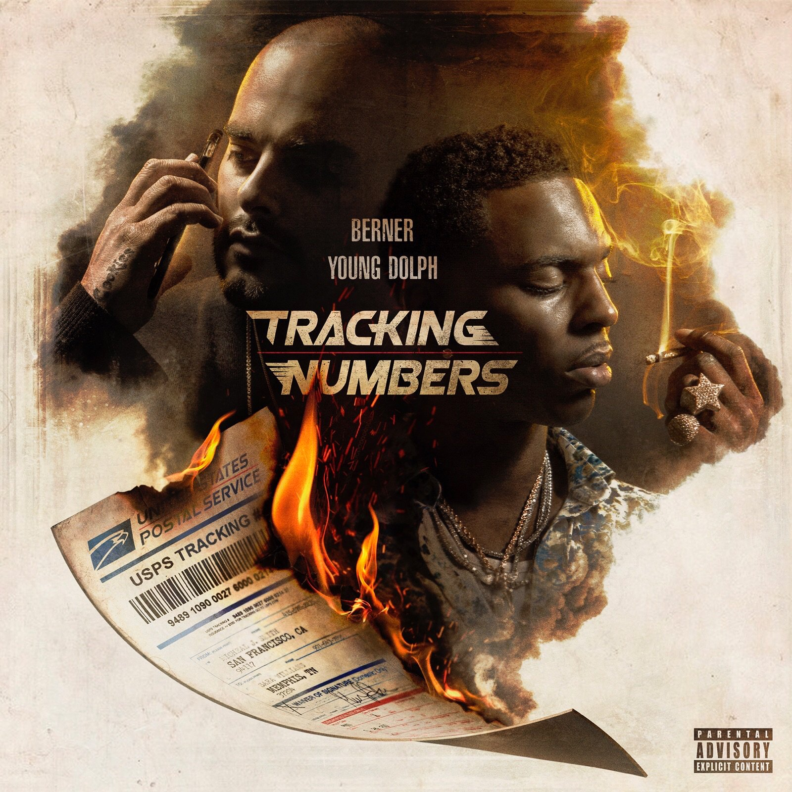 Premiere! Listen to @Berner415 & @YoungDolph New Project #TrackingNumbers ��  https://t.co/NCiU9Bpt9k #TGOD https://t.co/2yyQo6UNwU