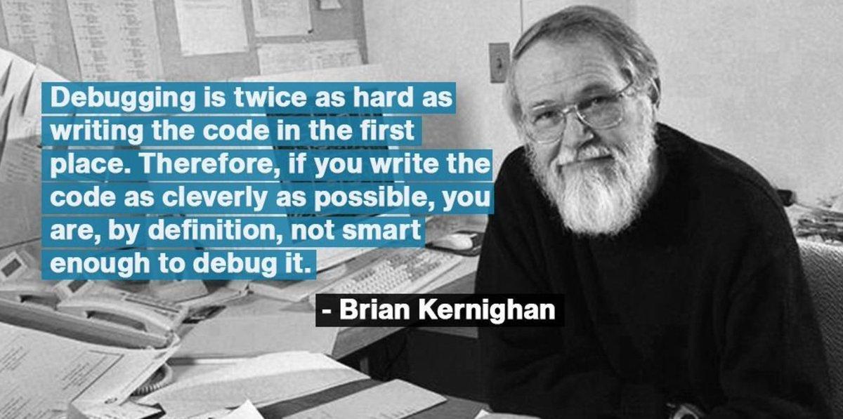 Brian Kernighan Quote