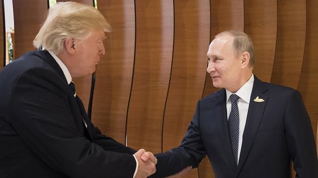 Russia probe reveals new attempt to set up Trump-Putin meeting: report https://t.co/RCD8U5q0mO