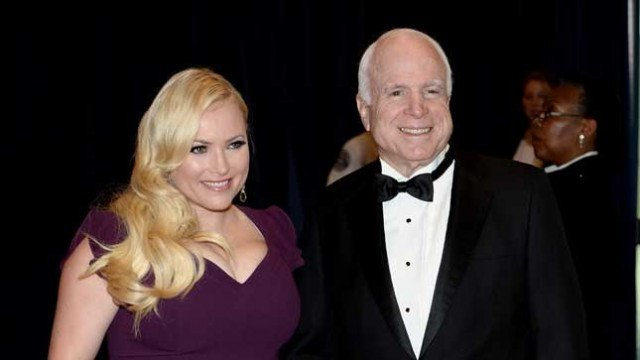 Meghan McCain fires back after report of Trump supporter calling for her father's death: https://t.co/wowrEHtMLN