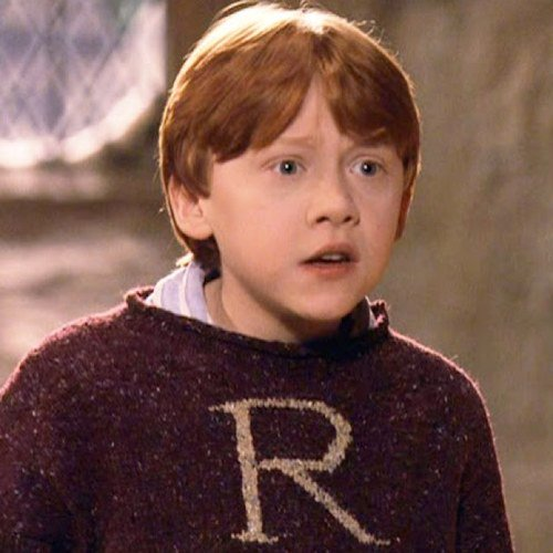 Happy Birthday to Rupert Grint