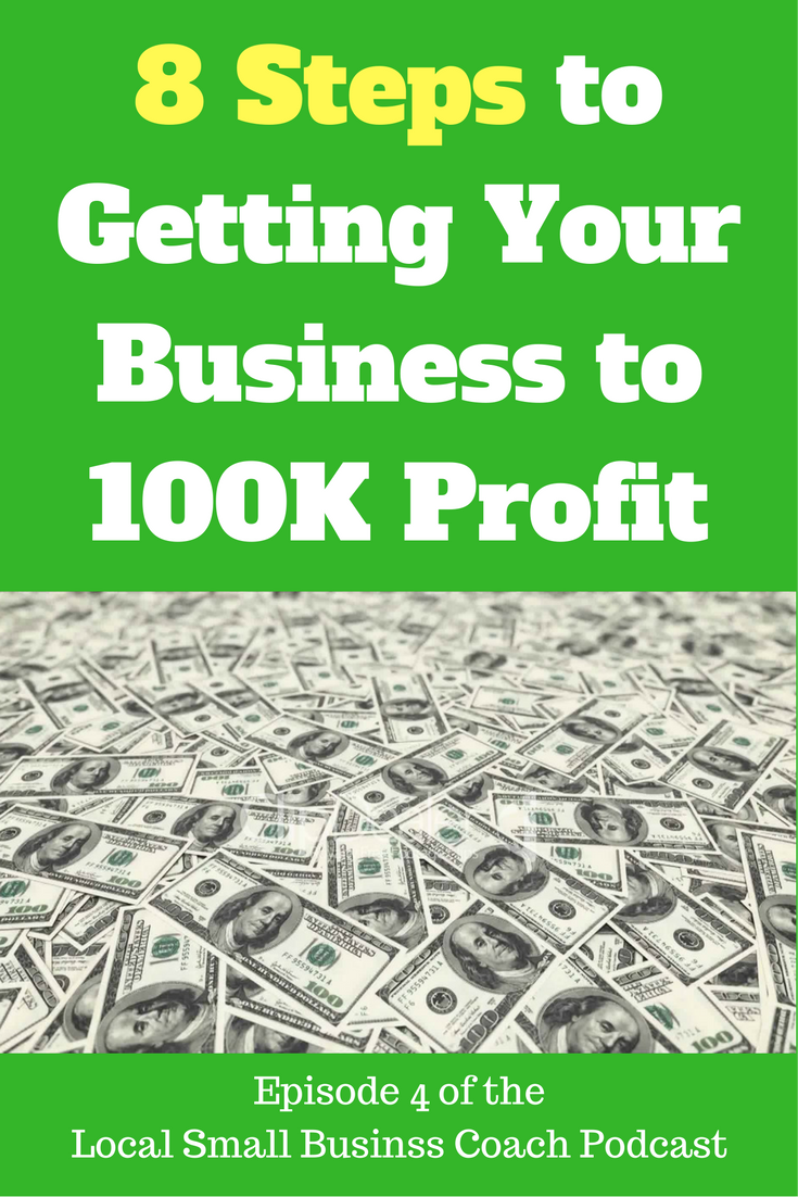 8 Ways Local Small Business Owners Can Make $100,000 in Profit Ep 4 Local Small Business Coach Podcast   http:// bit.ly/2cUAyK2  &nbsp;   #smallbiz <br>http://pic.twitter.com/8JoizaBiRF