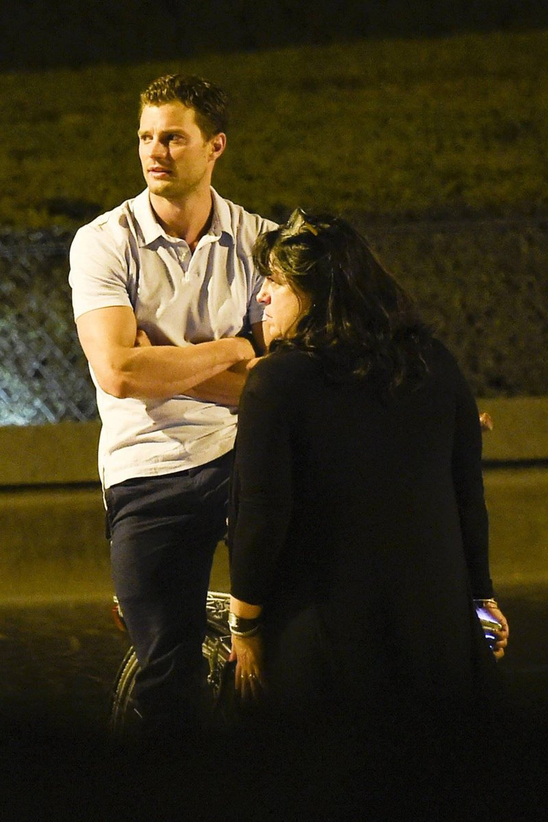 Last shoot #FiftyShadesFreed #France #ChristianGrey #AnastasiaGrey #FiftyShades<br>http://pic.twitter.com/X3fnlFBBeV
