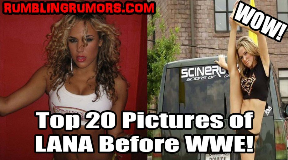 Top 20 Pictures of Lana Before She Came To The WWE!   http:// wp.me/p7OumM-2iN  &nbsp;    #WWE #LANA #RAW #SDLIVE #NXT #RUSEV #RUSSIA <br>http://pic.twitter.com/8O7fhWBo0O