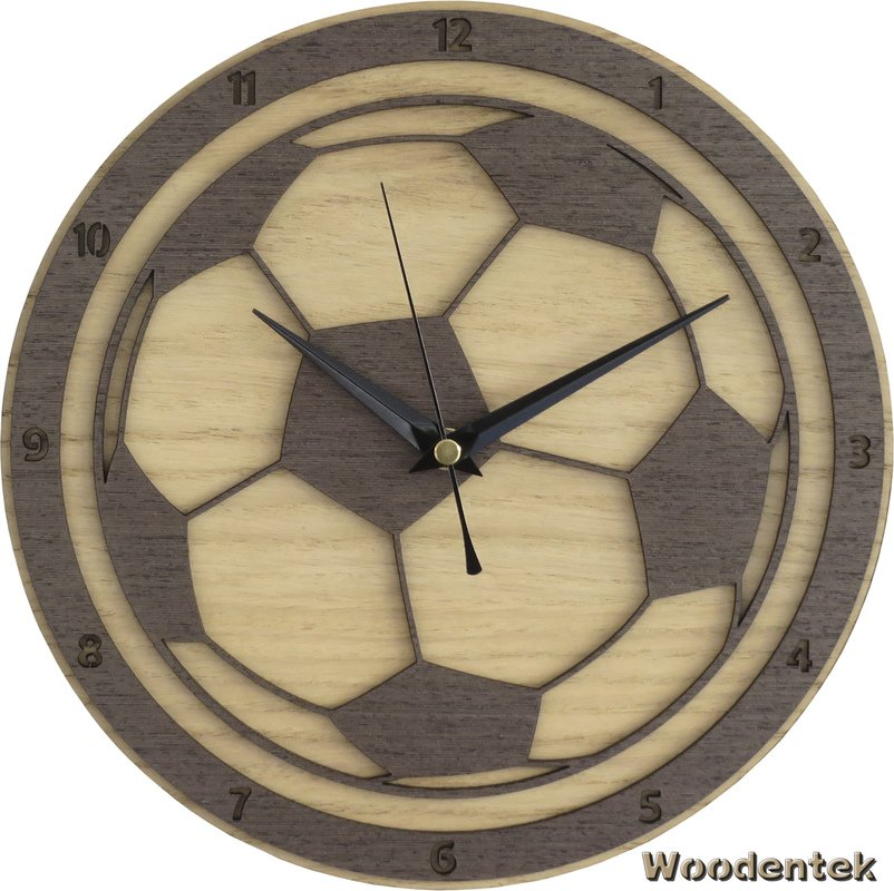 #Football Clock in wooden #RealMadrid #GiftsIdeas #Family -  https://www. etsy.com/listing/511963 782/football-clock-in-wood-soccer-clock?ref=shop_home_active_28 &nbsp; … <br>http://pic.twitter.com/0xMbg5hSjf