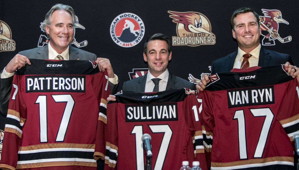 Roadrunners signal change with introduction of new coach, GM https://t.co/Ko0l4H54af
