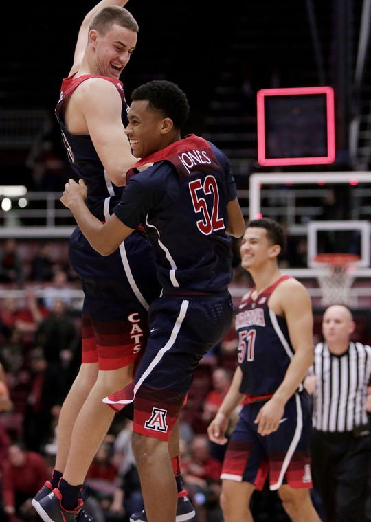 Arizona basketball: Walk-on Kory Jones out for season with torn ACL https://t.co/9HxRolUkMg