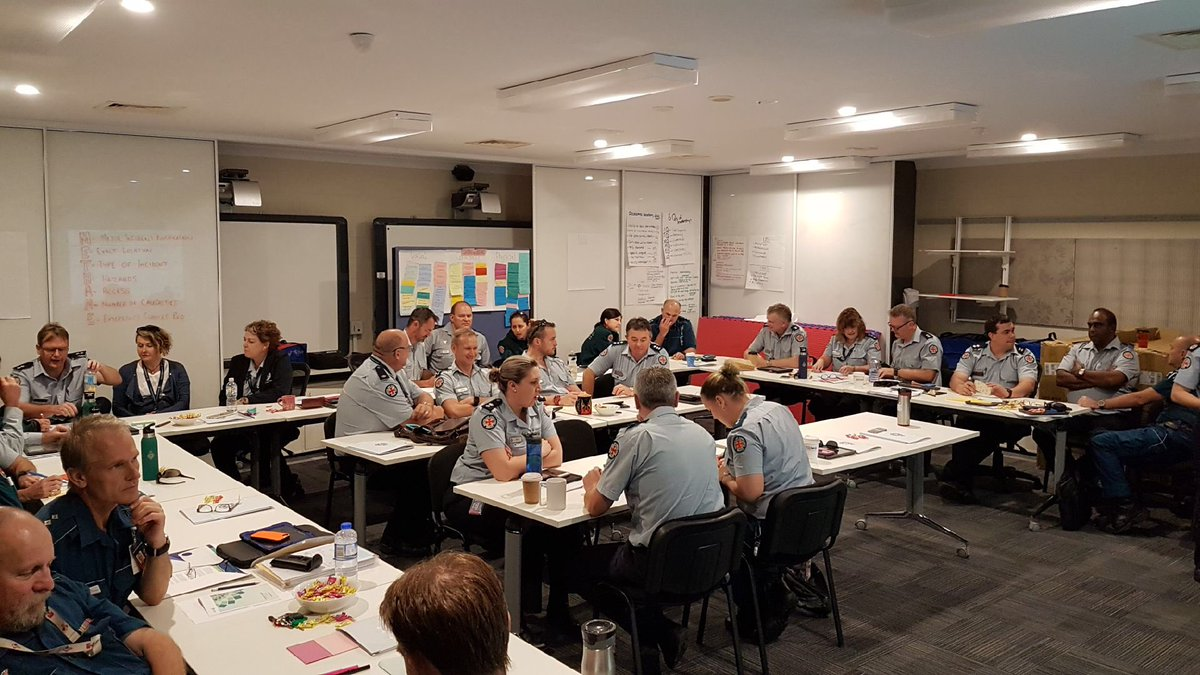 Cairns and Hinterland LASN Classified officers Domestic and Family Violence training. #whiteribbon #awareness #support <br>http://pic.twitter.com/Vlev8xbMkw