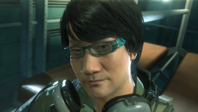 Happy Birthday to Hideo Kojima! The director of my favorite video game franchise.