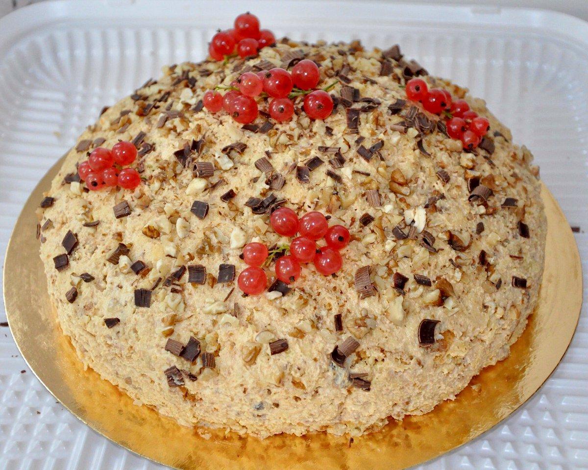 Торт муравейник простой рецепт