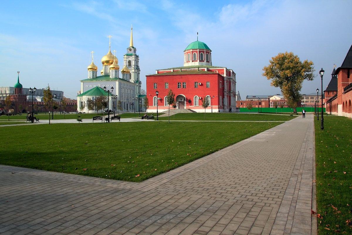 Кремль тула в картинках