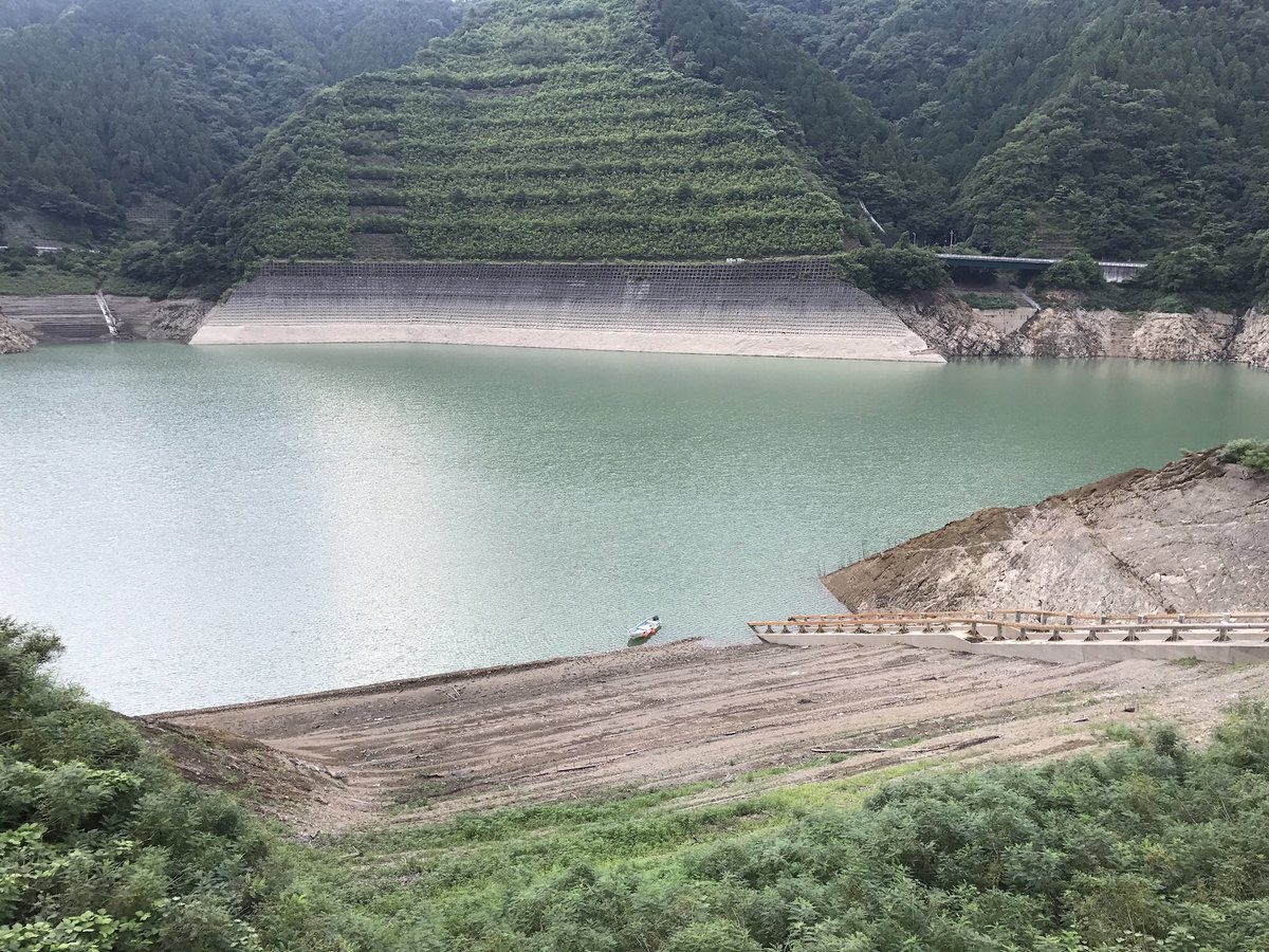 貯水 神奈川 率 ダム 洪水期と非洪水期の貯水率