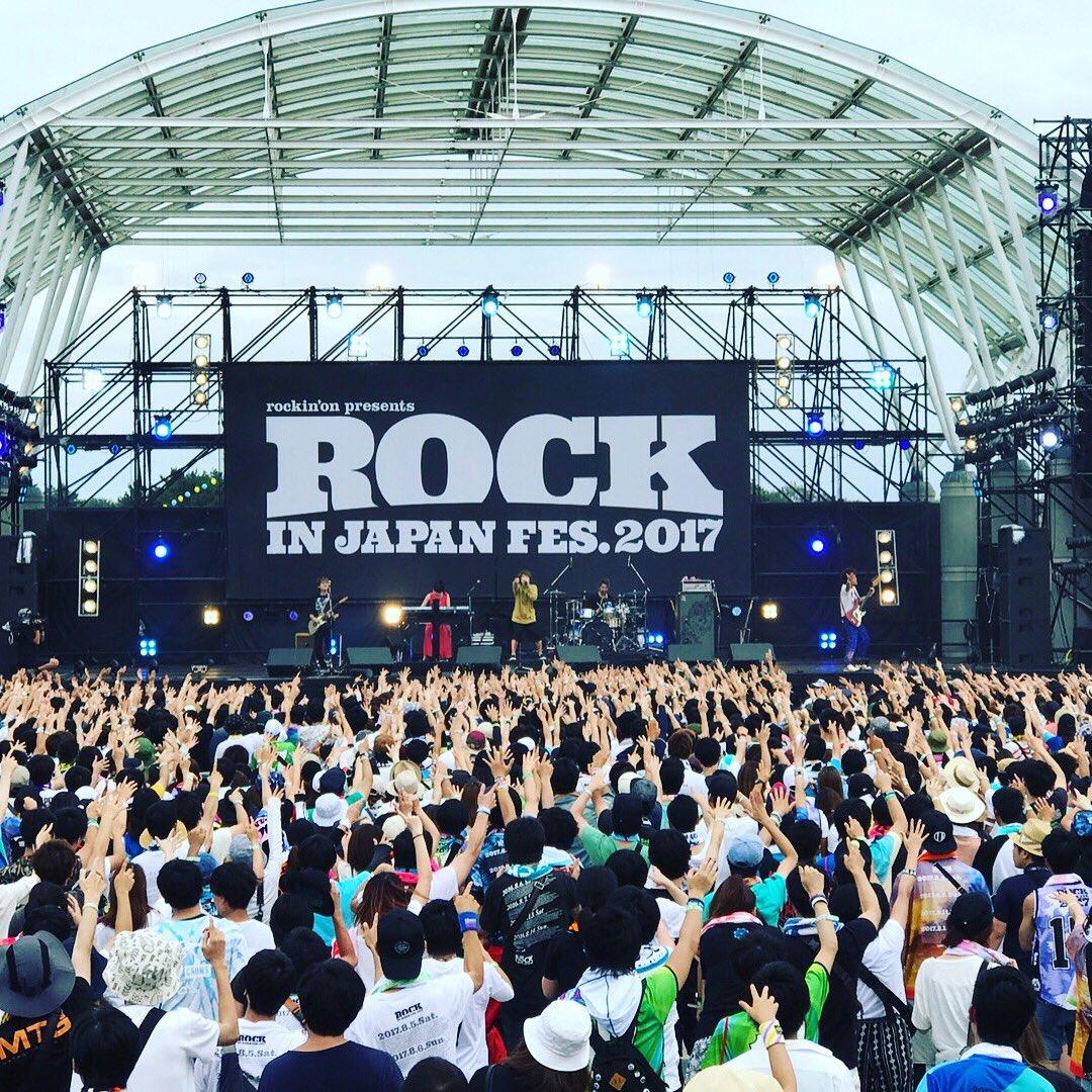 最っ高!!でした!!   #RIJF2017 #aquatimez  #アクアタイムズ  @rock…