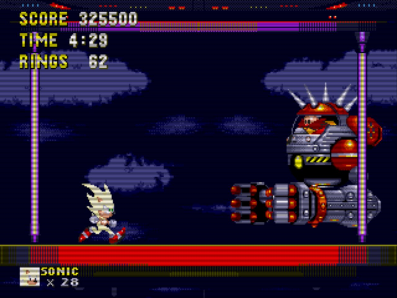 Rttp Sonic The Hedgehog 1 2 3 K On Sega Genesis Megadrive Page Imo Z8 Spin As An Aside I Fucking Hated Lengthy Cutscene Before Final Boss Fight A Child Go Faster My Super Powers Run Out