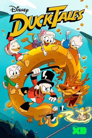 OHHHH YEEEAAAHHH!!! #DuckTales premiere is on right now on @DisneyXD!! I&#39;m watching! and I&#39;m gonna watch it all day!! <br>http://pic.twitter.com/pADon0imvf