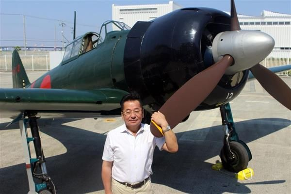 零戦の復元機 資金難で身動き取れず 「生まれ故郷の日本に残したい」資金協力を呼びかけ sankei.…