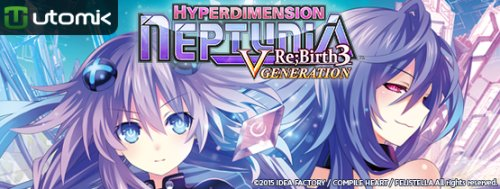 Hyperdimension Neptunia Re;Birth3 comes to Utomik this Friday!  http:// bit.ly/2wQX5yB  &nbsp;   #gaming #RPG #gamingnews #Utomik #Neptunia<br>http://pic.twitter.com/7RMA5sbQhK