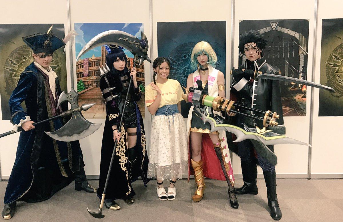 BraveFest 2017 Osaka 8/12 : bravefrontier