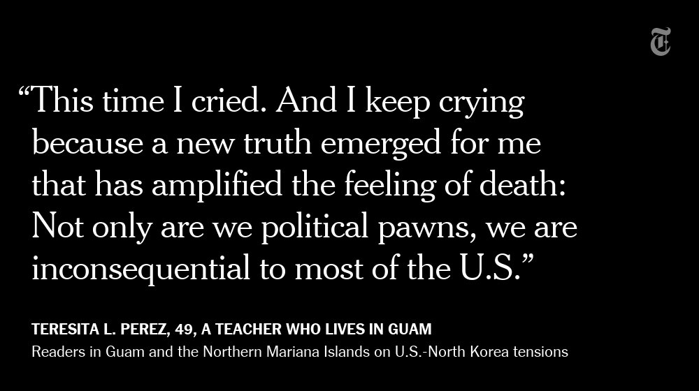Not even a nuclear crisis can keep South Korean tourists away from Guam