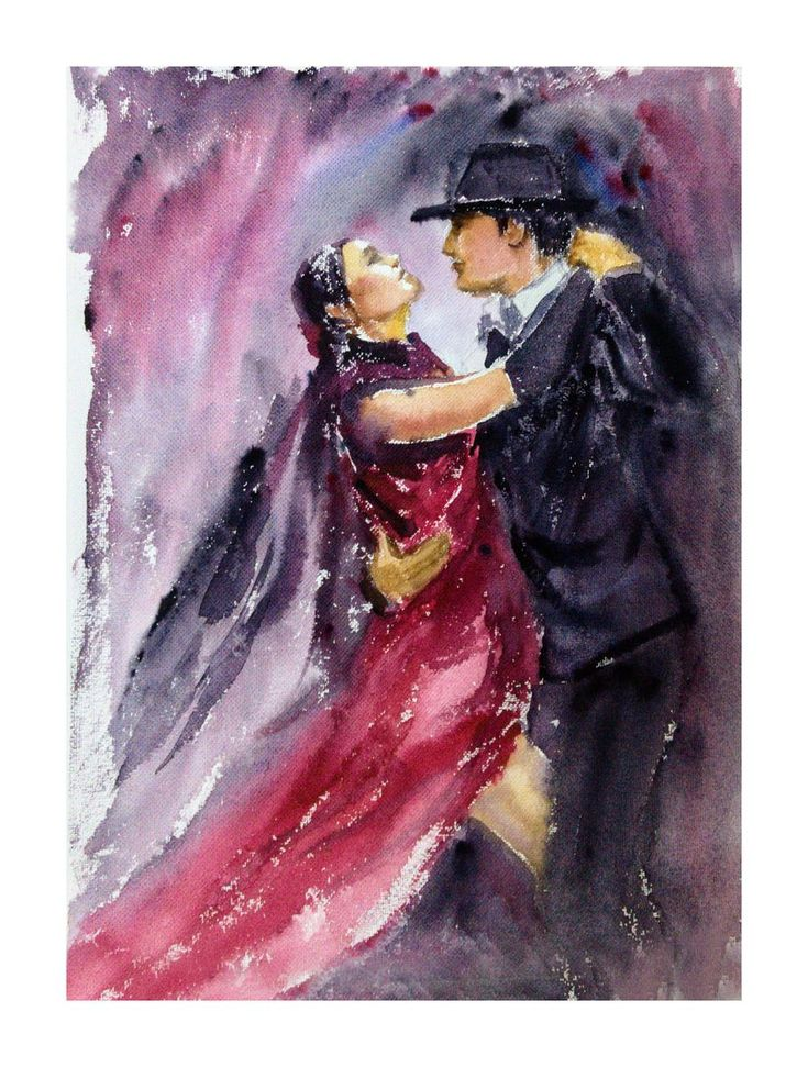 Archival fine art Giclée prints, just $62, this beautiful Argentine Tango Dancers @Arty_shen @artfinder #watercolor #painting #art https://t.co/Qy7OzFtMgI https://t.co/j5Rt5r71Yi #argentine #tango #dancers #passionate #ChristmasGiftIdeas #Special #archival #USA #ArtLovers