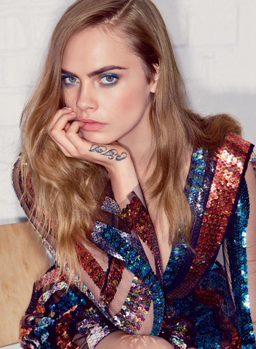 Happy Birthday to Cara Delevingne who turns 25 today!