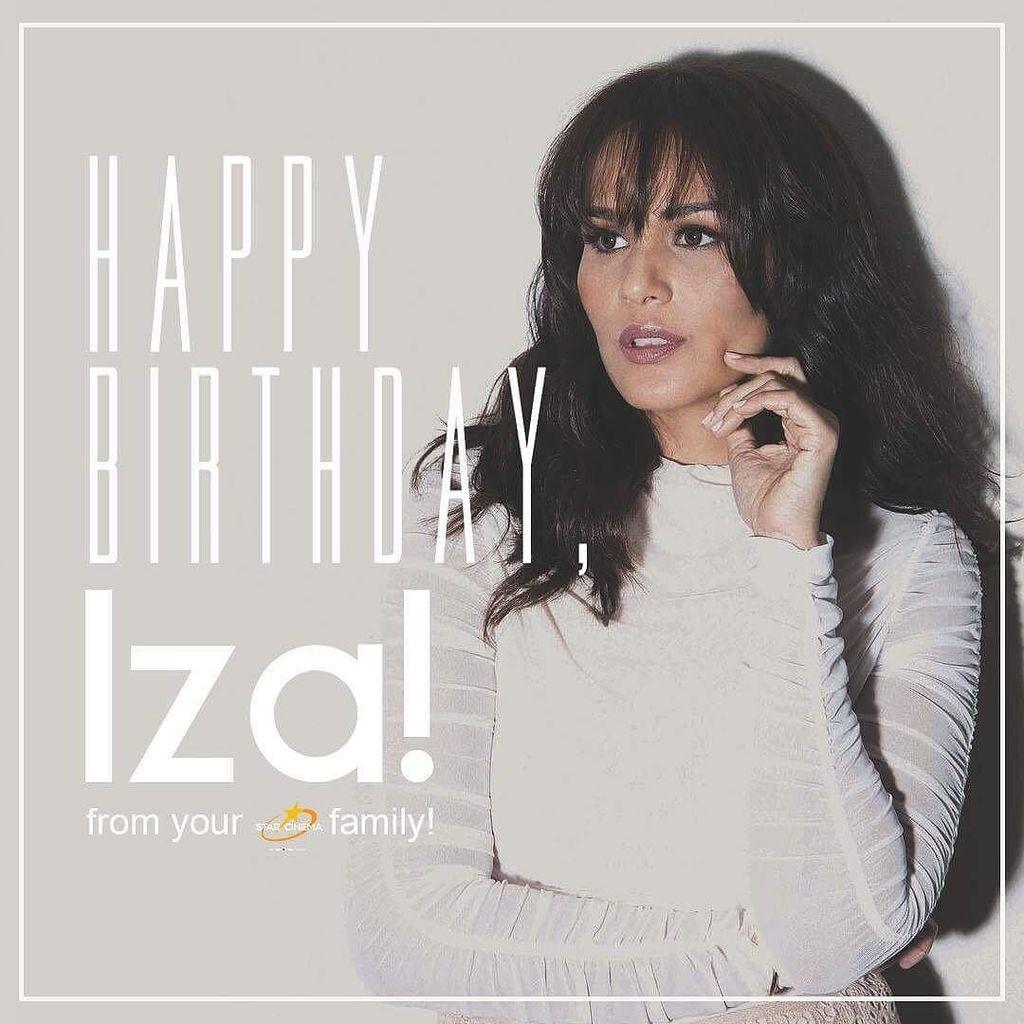 Happy birthday to the always classy Iza Calzado! Enjoy your day!