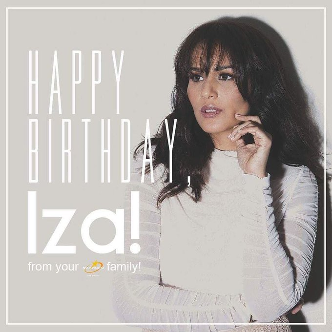 Happy birthday to the always classy Iza Calzado! Enjoy your day!