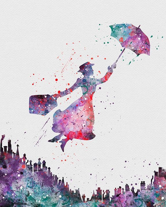 Lisa landry on twitter carefree and proper i want to - Mary poppins wallpaper ...