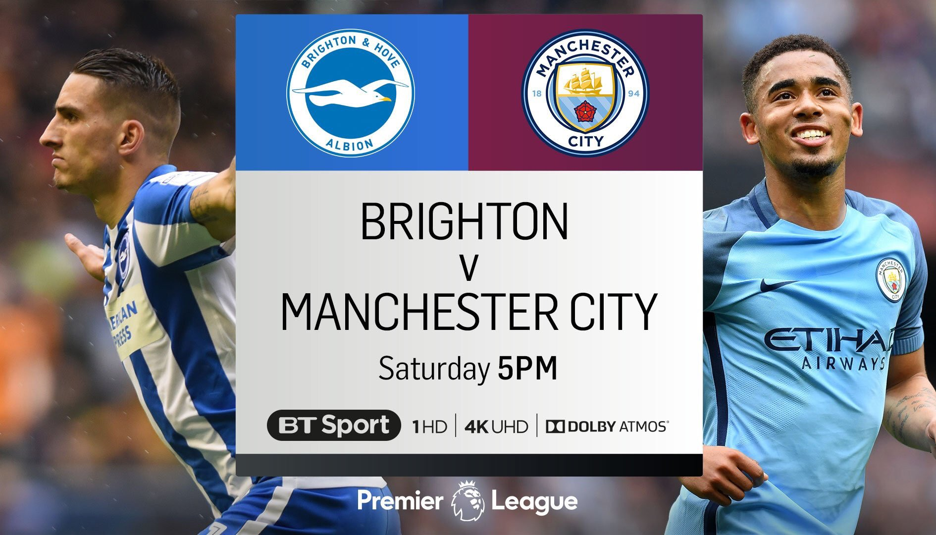 Title favourites✔️ Premier League newcomers✔️ Steven Gerrard✔️ Frank Lampard✔️ Live on @btsport ✔️ 5pm tonight✔️ https://t.co/a0SWYSuAgq