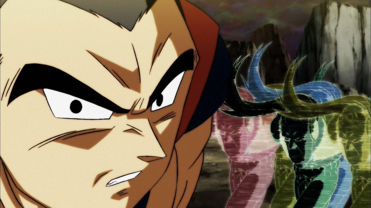 Dragon Ball Super 103 - ¡Se implacable Gohan! ¡Duelo contra el Universo 10!