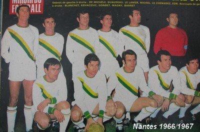 [Histoire] 28.05.67 1er #Nantes #Marseille de l'histoire #Ligue1 (3-3) #FCN #Gondet #Suaudeau #Budzinski #OM #Skoblar #Djorkaeff #Zvunkapic.twitter.com/oivhT0pnqK